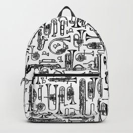 Horns B&W II Backpack