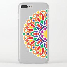 Qamarya Nights Clear iPhone Case