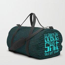 Debug IT / When all else fails… Duffle Bag