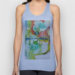 survol Unisex Tank Top