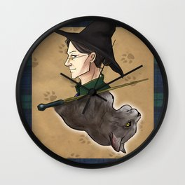 Professor McGonagall Wall Clock