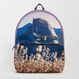Half Dome Flowers Backpack