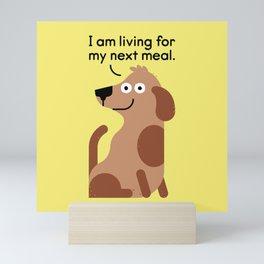 Feeding Disorder Mini Art Print