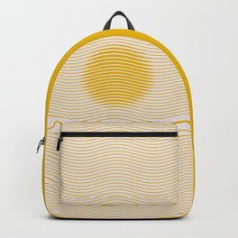 here come the sun Backpack