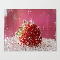Systematic  Canvas Print