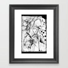 My Lovelies Framed Art Print