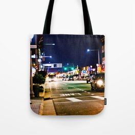 In The Streets Tote Bag
