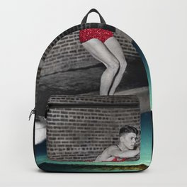 Jump In Backpack