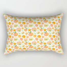 Peachy Rectangular Pillow