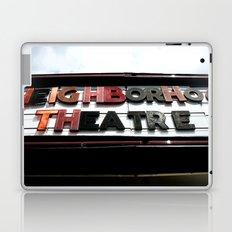 Theatre Laptop & iPad Skin