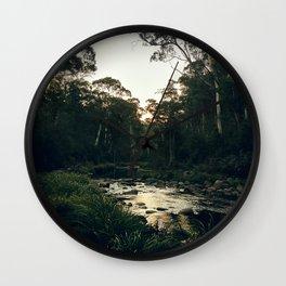 Howqua Wall Clock