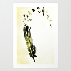 unknown Art Print