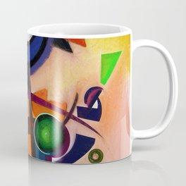 Abstract Composition 100 Coffee Mug
