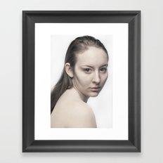 Vanessa Framed Art Print