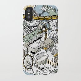 Arup Projects 2016 iPhone Case