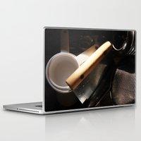 baking Laptop & iPad Skins featuring Baking by SEB Market BK
