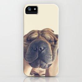 Beautiful Shar pei  iPhone Case