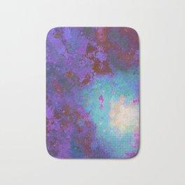 """""""Sea Jewels & Jetsam"""", Digital Painting // Fine Art Print Bath Mat"""