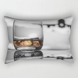 Airport on Ice Rectangular Pillow