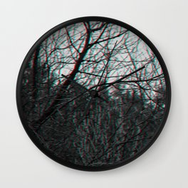 Norge Forest Wall Clock