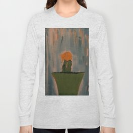 CACTUS BLOSSOM Long Sleeve T-shirt