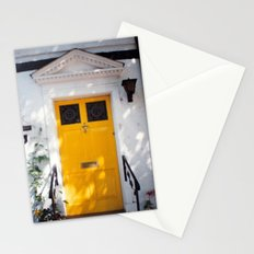 The Perfect Yellow Door Stationery Cards