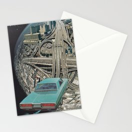 1964 Thunderbird Stationery Cards