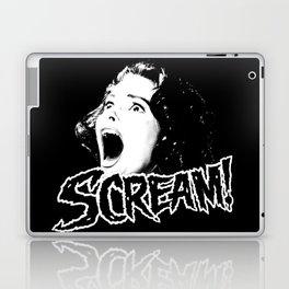 Scream Queen Laptop & iPad Skin