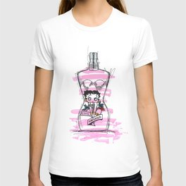 """JPG BETTY BOOP"" T-shirt"