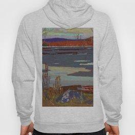 Tom Thomson River c. 1915 Canadian Landscape Artist Hoody