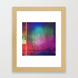 abstraction.001 Framed Art Print
