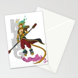 KING! (Alt) Stationery Cards