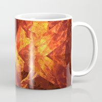 lotr Mugs featuring Into Mount Doom by Lyle Hatch