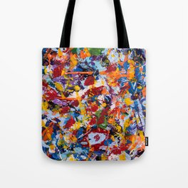 Crippled thoughts Tote Bag