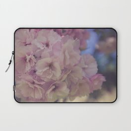 Blushing Floral Laptop Sleeve