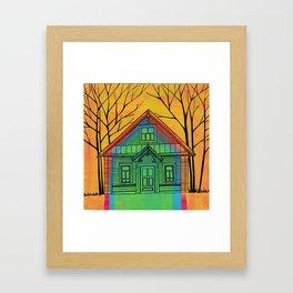 Home Art Journey 1.3 Framed Art Print