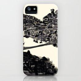 Old Porto Bridge iPhone Case