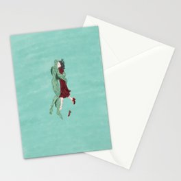 The Shape of Water - Watercolor Stationery Cards