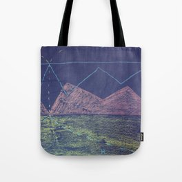 layout Tote Bag