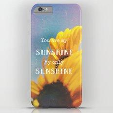 Sunshine iPhone 6 Plus Slim Case