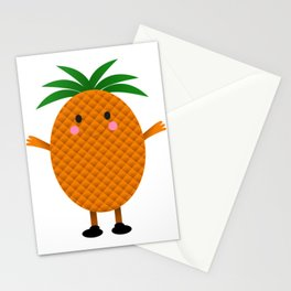 Mister Pineapple  Stationery Cards