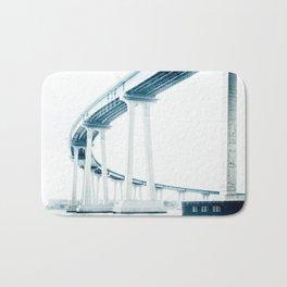 Coronado Bridge Bath Mat