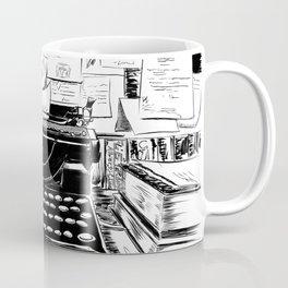 Shakespeare and Company Coffee Mug