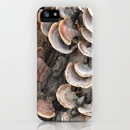 Fungi III iPhone Case