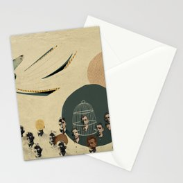 Failure to launch Stationery Cards