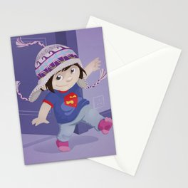 Mummy's hat Stationery Cards