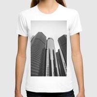 renaissance T-shirts featuring Renaissance Center by Starr Cuevas Photography