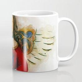 USA Angel Coffee Mug