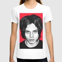 JACK WHITE RED T-shirt