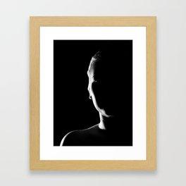 Identité Fatale Une Framed Art Print